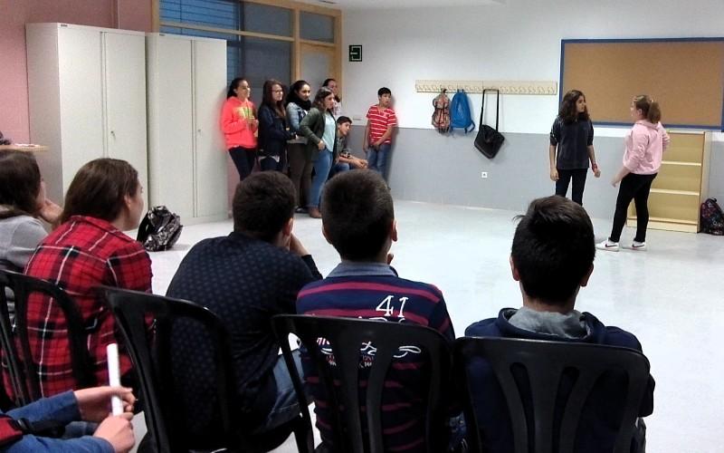 11 Representación teatro conflicto