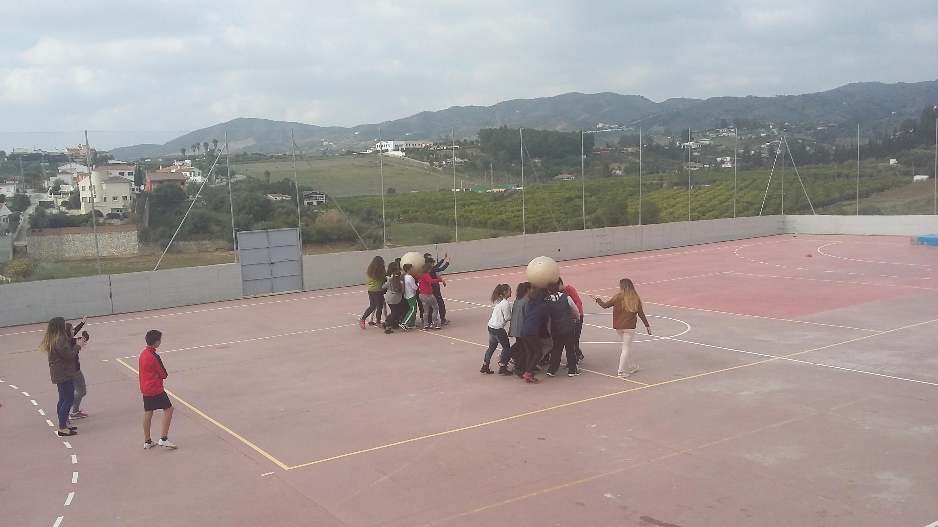 I Juegos Cooperativos De Camino A La Paz Convivencia Y Coeducacion